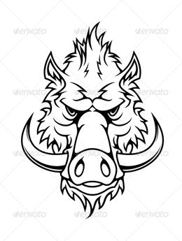 260x345 Download Wild Boar Vector Clipart Wild Boar Clip Art