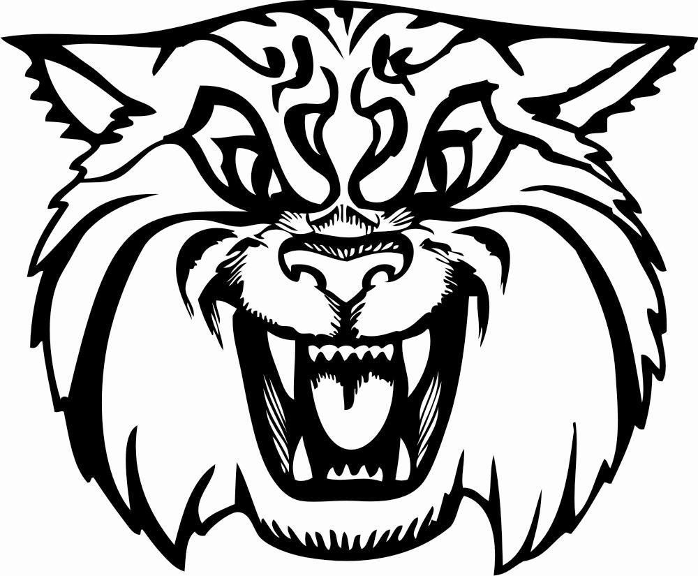 1000x825 Logo Clipart Wildcat