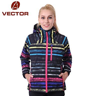 385x385 Vector Size Women Outdoor Rainproof Windproof Wind Coat Sportswear