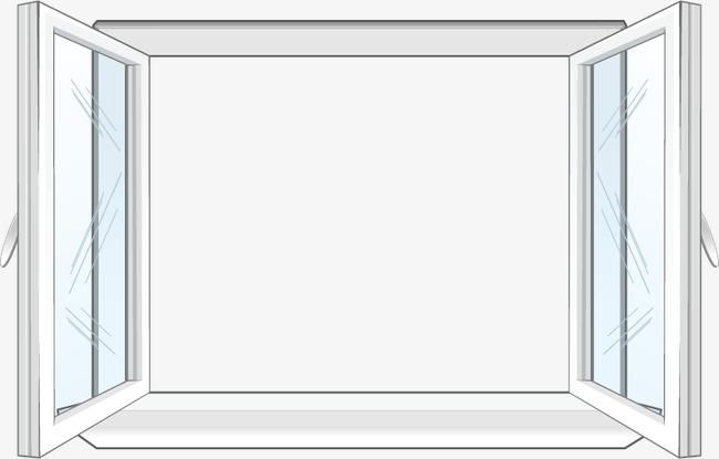650x415 Cartoon Vector Windows, Window Vector Material, Window, Window Png