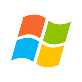 280x280 Windows 2002 2012 Logo Vector Free Download