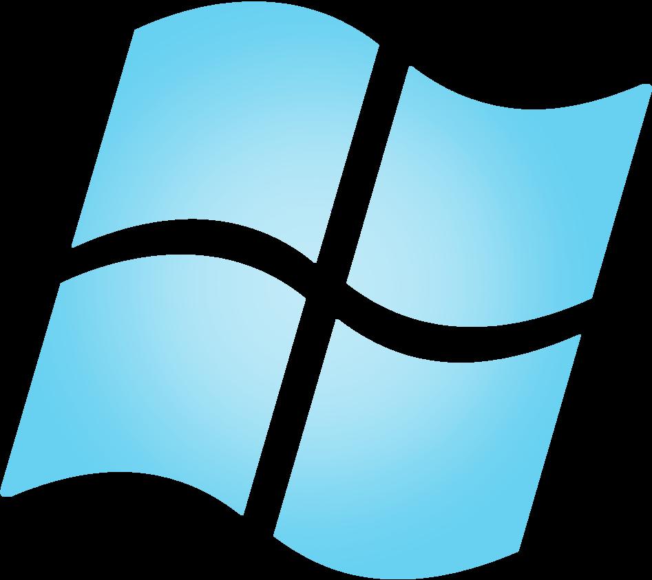 947x843 Windows 7 Starter Logo Vector By Windytheplaneh