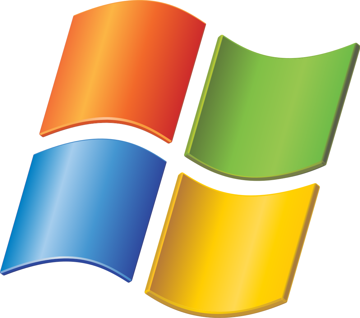 1158x1024 Windows Logo Vector Png Free Download