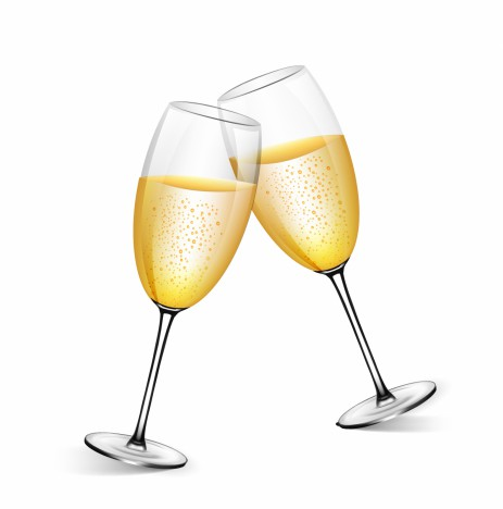 463x468 Object Champagne Glasses Vector Art Vectors Stock In Format For