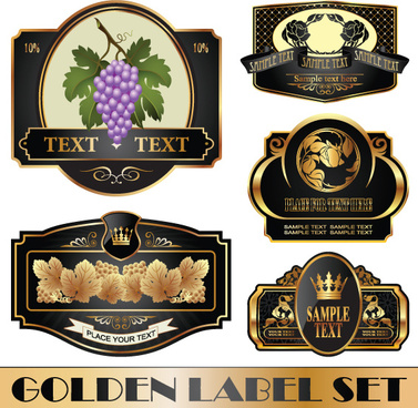 377x368 Wine Label Free Vector Download (8,843 Free Vector) For Commercial