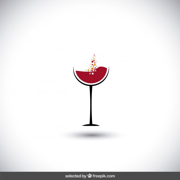 626x626 Wine Logo Vector Free Download