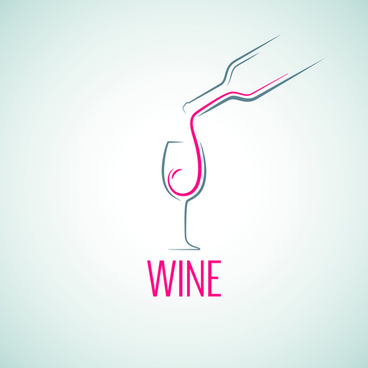 368x368 Wine Logo Vector Free Vector Download (68,596 Free Vector) For