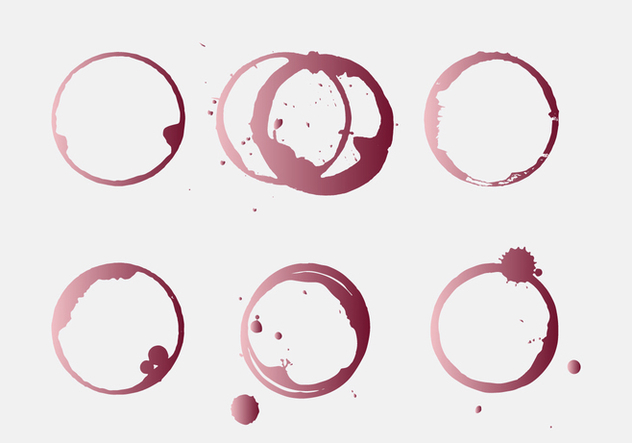 632x443 Vector Wine Stain Free Vector Download 343201 Cannypic