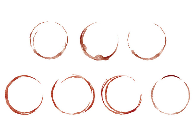 632x443 Watercolor Wine Stain Free Vector Download 387369 Cannypic