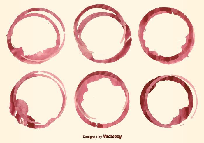 700x490 Wine Stain Free Vector Art