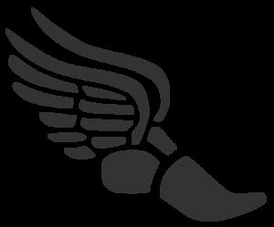 300x249 Winged Foot Logos