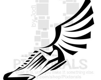 340x270 Winged Shoe Etsy