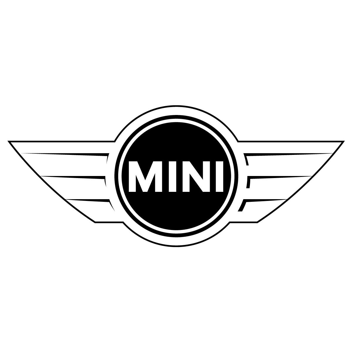 Wings Logo Vector