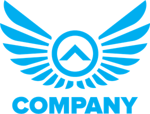 300x228 Company Eagle Wings Logo Vector (.ai) Free Download