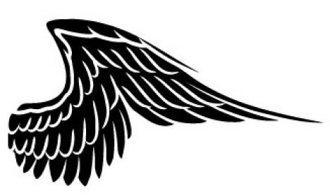 468x277 Wings Design In Vector Format