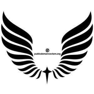 300x300 938 Free Vector Chicken Wings Public Domain Vectors