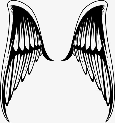 391x420 Wing, Vector Wings Png And Vector For Free Download