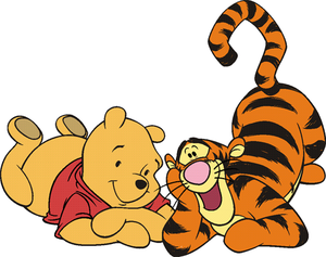 300x237 Winnie The Pooh And Tigger Free Images