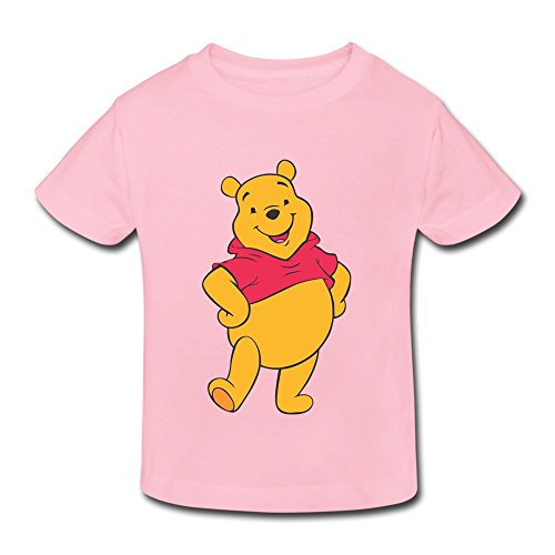 500x500 Customized O Neck Causal Winnie The Pooh Vector Kids Toddler T