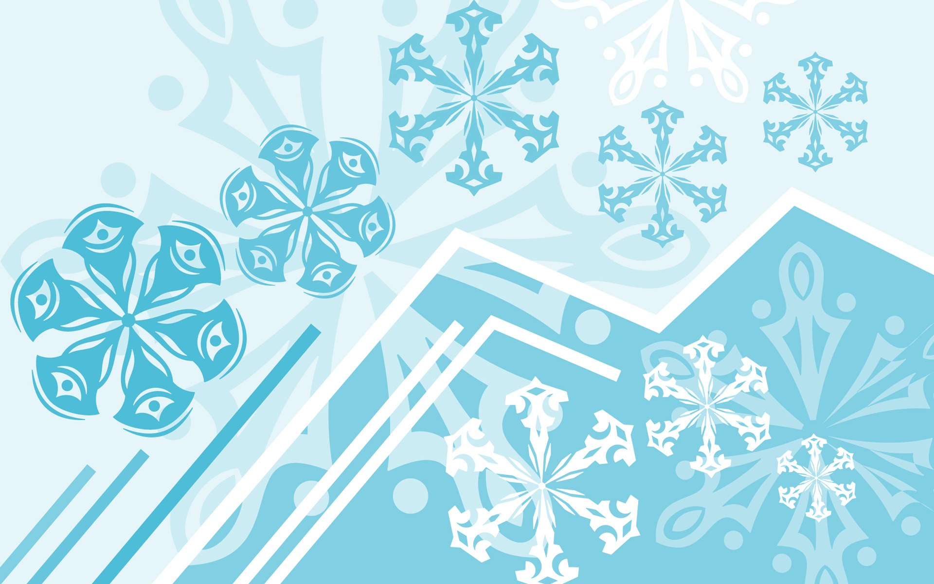1920x1200 Vector Winter Background Wallpaper Hd Wallpaper.wiki