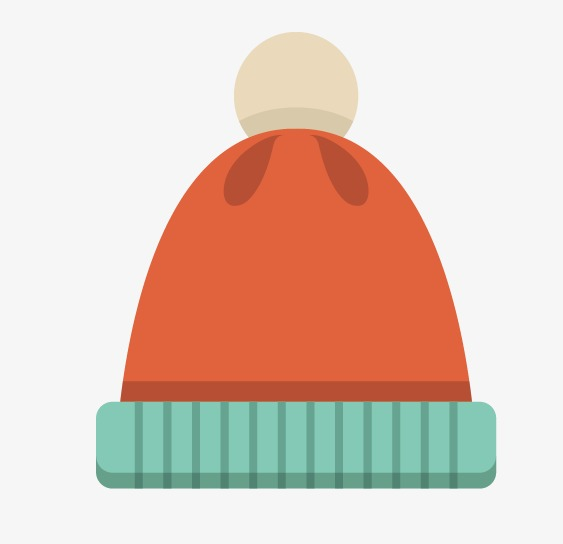 563x544 Hat, Hat Vector, Winter, Christmas Present Png And Vector For Free