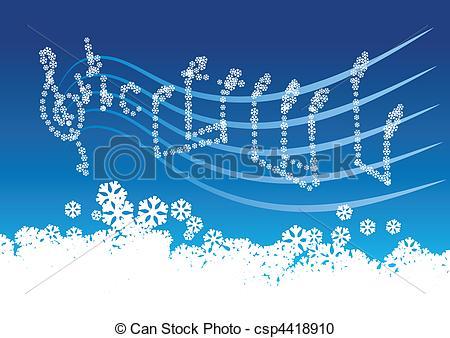 450x338 Music Clipart Winter Music