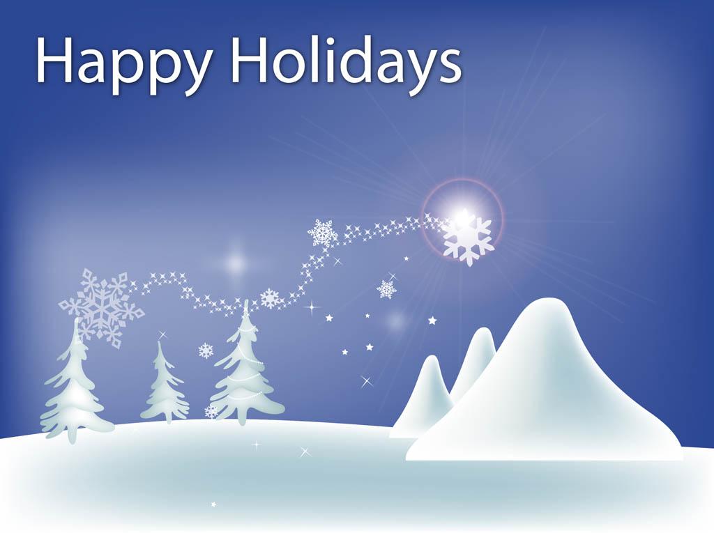 1024x765 Winter Holidays Vector Vector Art Amp Graphics