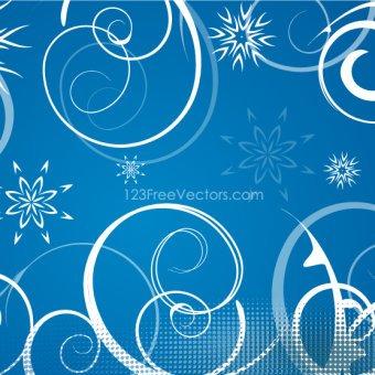 340x340 Winter Backgrounds Vectors Download Free Vector Art