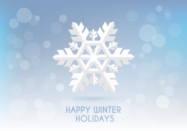 Winter Vector Graphics