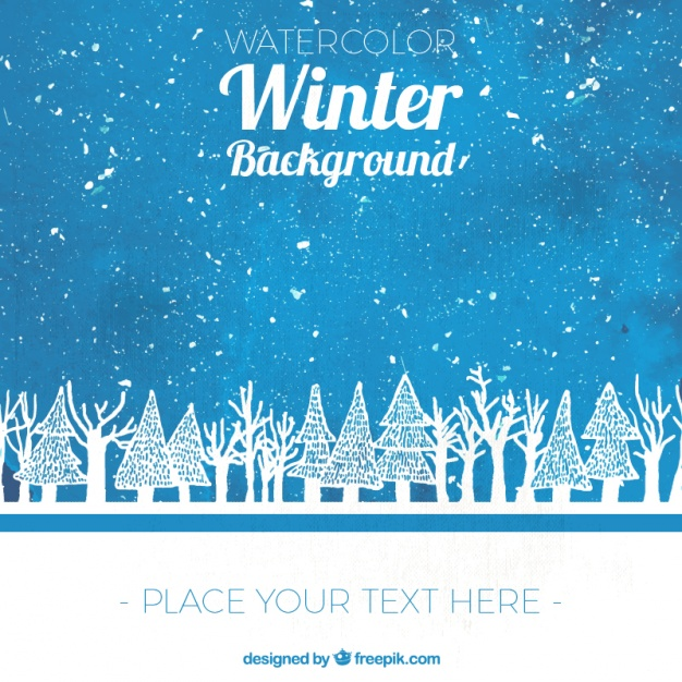 626x626 Watercolor Winter Vectors, Photos And Psd Files Free Download