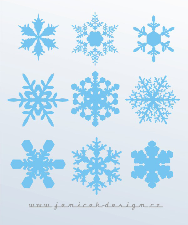600x718 Winter Vector Inspiration And Snowy Resources