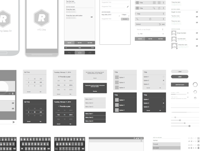 400x300 Free Android Vector Wireframing Toolkit By Michelle