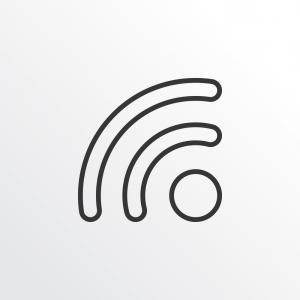 300x300 Wifi D Symbol Wireless Connection Icon Vector Orangiausa