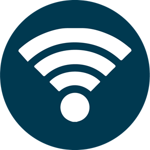 300x300 Wireless Icon Logo Vector (.eps) Free Download