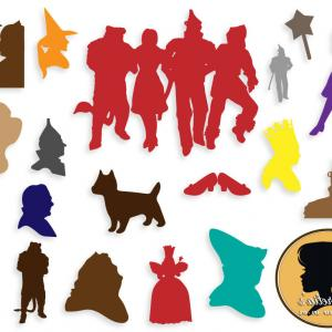 300x300 The Wizard Of Oz Character Orangiausa
