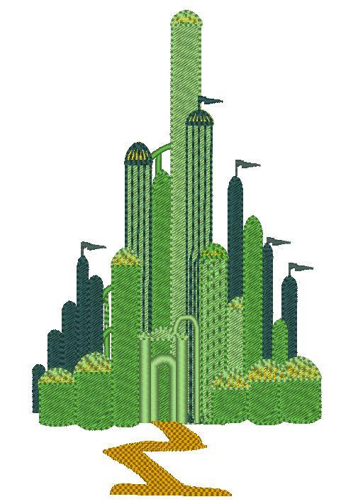481x710 Emerald City Wizard Of Oz Clipart Amp Emerald City Wizard Of Oz Clip