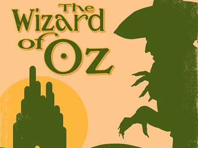400x300 Wizard Of Oz Alternate By Jason Martin