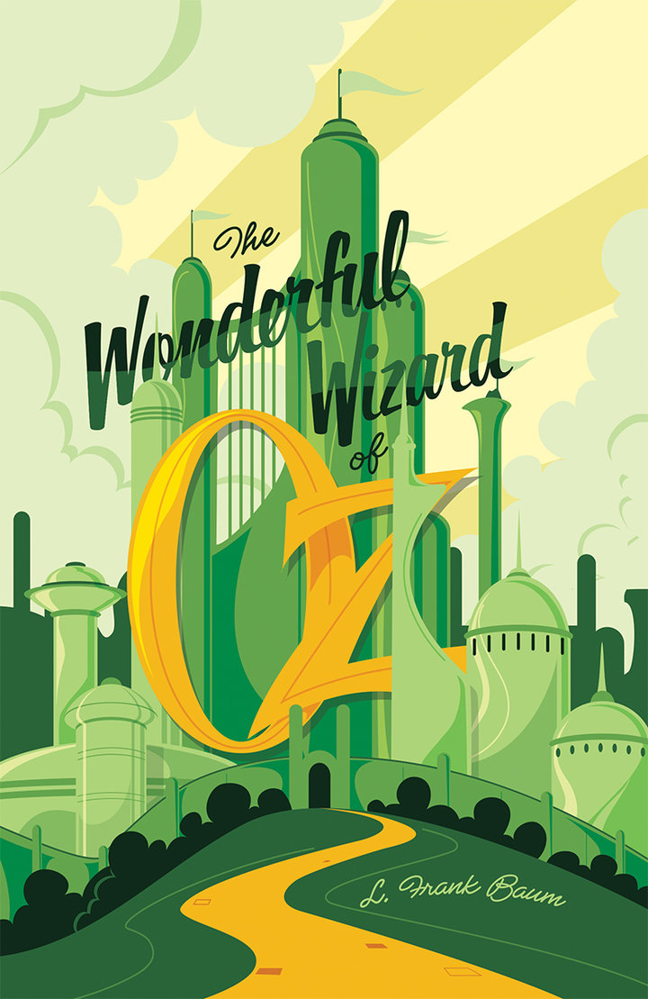 720x1109 Wizard Of Oz By Mikemahle