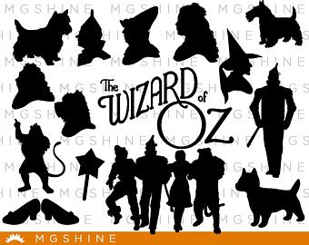340x270 Wizard Of Oz Svg Etsy