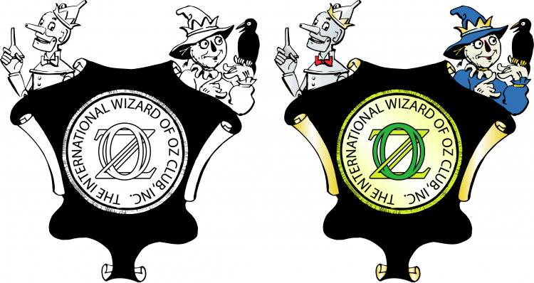 750x398 International Wizard Of Oz Club Free Vector 4vector