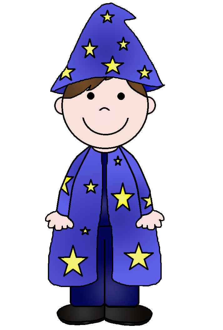 713x1053 Free Wizard Clipart