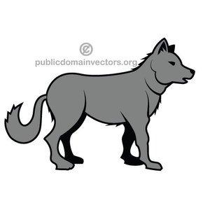300x300 664 Free Vector Wolf Eyes Public Domain Vectors