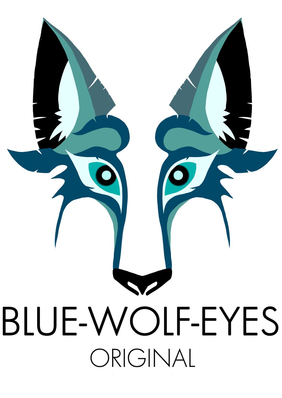 1024x1448 Blue Wolf Eyes Original By Blue Wolf Eyes