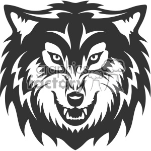 wolf head vector at getdrawings com free for personal use wolf