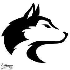 225x225 Wolf Vector