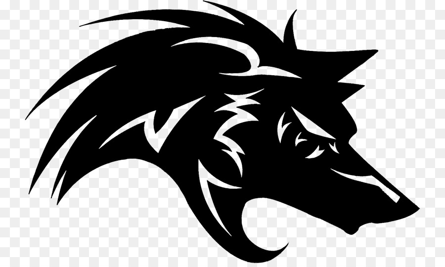 900x540 Download Gray Wolf Black Wolf Logo Wolf Vector