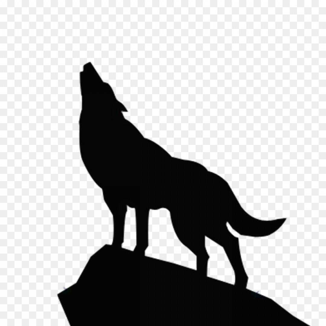 1080x1080 Png Gray Wolf Stencil Graffiti Clip Art Wolf Totem Wol Sohadacouri