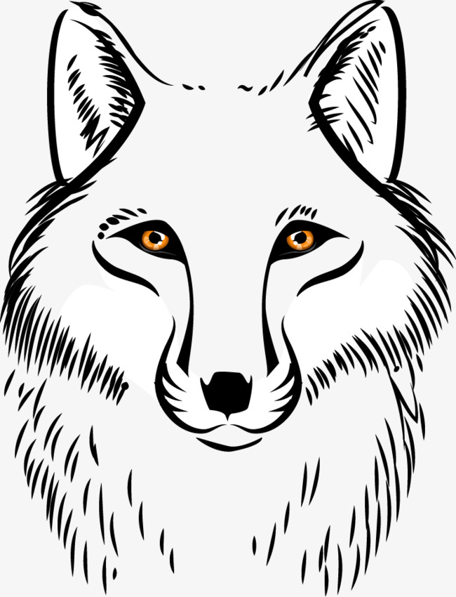 650x850 Vector Wolf, Wolf Vector, Lone Wolf, Painting Png And Vector For