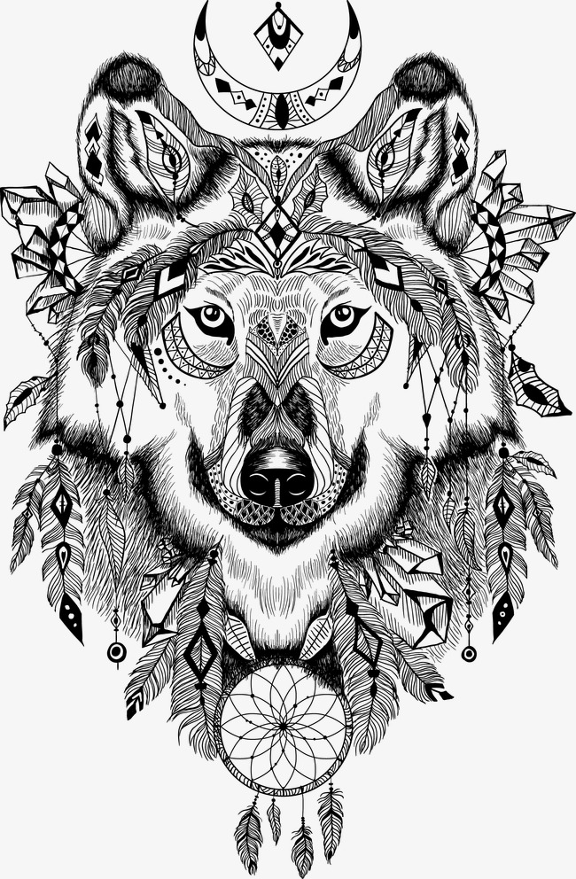 650x992 Wolf Png, Vectors, Psd, And Clipart For Free Download Pngtree