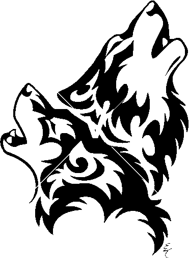 371x504 Wolf Vector 15 An Images Hub